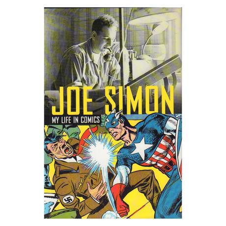My Life In Comics // Joe Simon