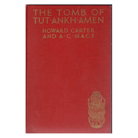 The Tomb Of Tutankhamen // Two Volumes // Howard Carter