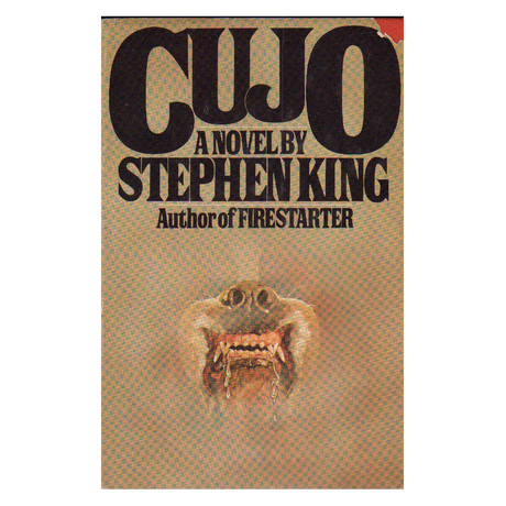 Cujo // Stephen King