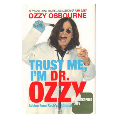 Trust Me, I'm Dr. Ozzy // Ozzy Osbourne