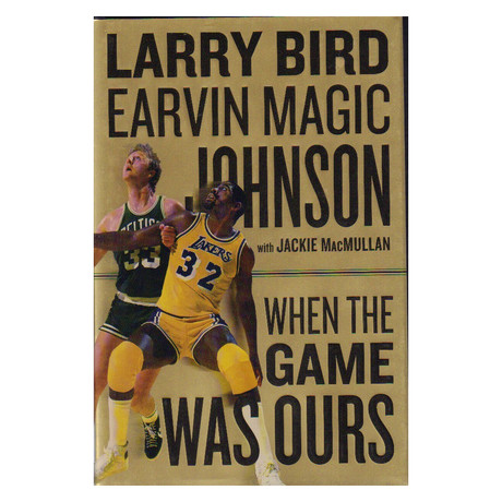 When The Game Was Ours // Magic Johnson