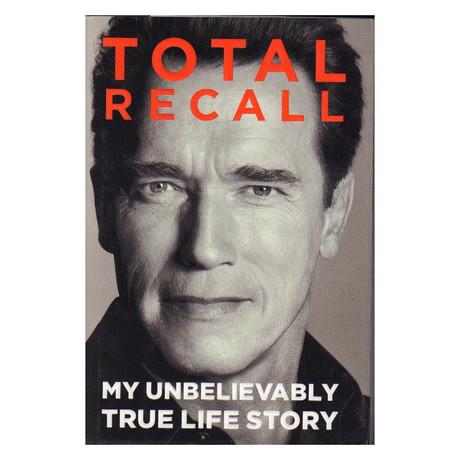 Total Recall // Arnold Schwarzenegger