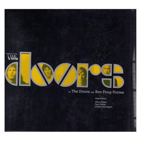 First Edition Coffee Table Book // The Doors