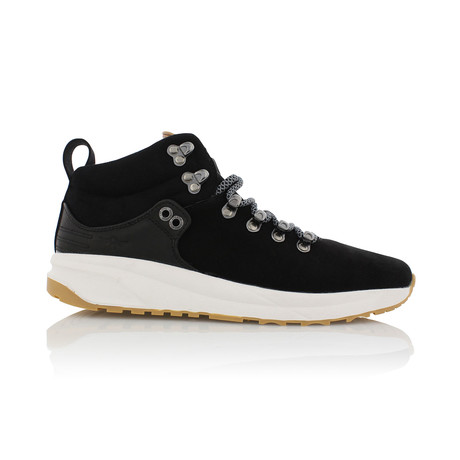 Belmont Lace-Up Sneakers // Black (US: 7)