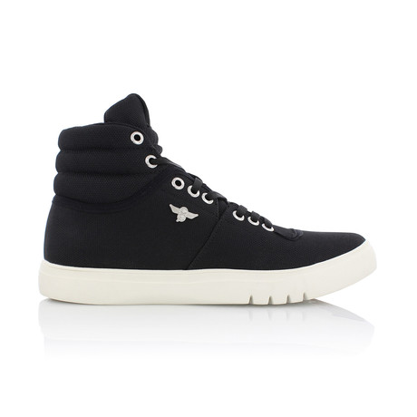 Escalon High Top Sneaker // Black (US: 7)