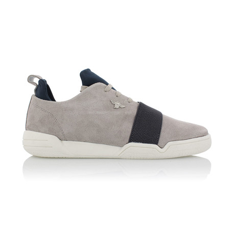 Ilton Sneakers // Gray + Blue (US: 7)