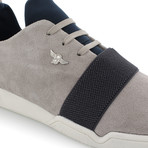 Ilton Sneakers // Gray + Blue (US: 8)