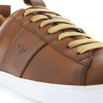 Kip Sneakers // Cognac (US: 8.5)