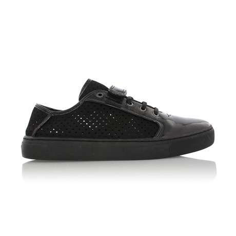 Pagno Low Sneakers // Black (US: 7)