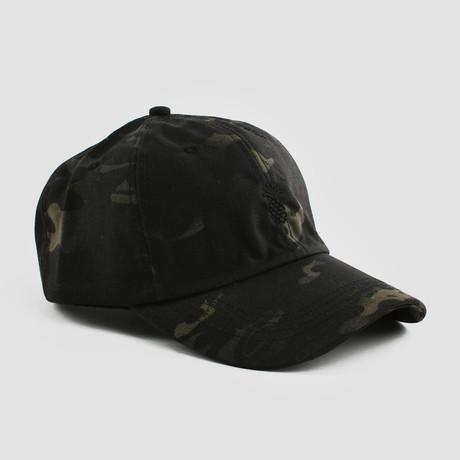 Multicam Cap // Black