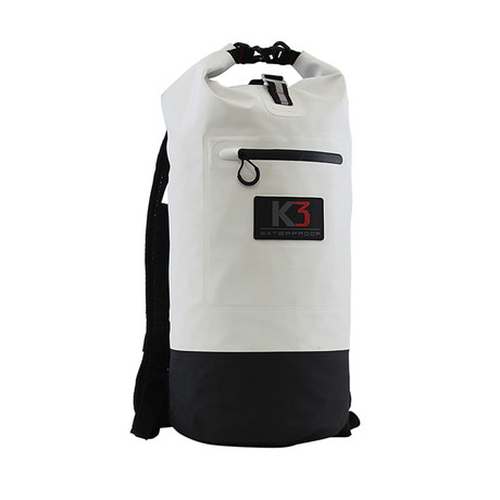Surge Waterproof Backpack // 20 Liter (White)