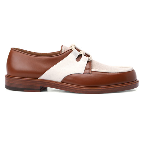 Men's // Karusso // Brown + White (Euro: 40.5)