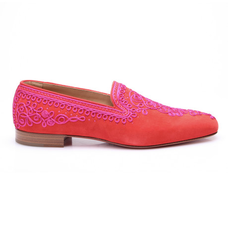 Men's // Mamounia // Hot Red (Euro: 40.5)