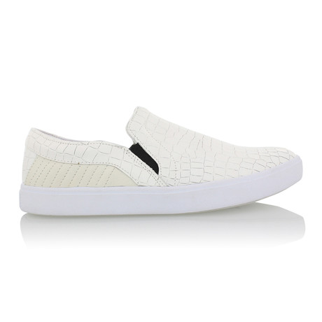 Capo Slip-On // White (US: 7)