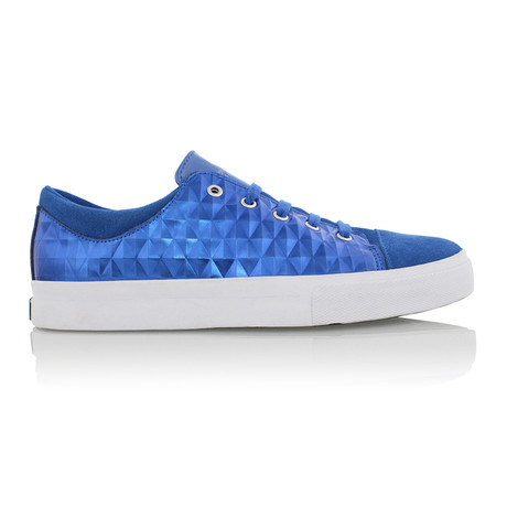 Forlano Sneaker // Blue Diamonds (US: 7.5)