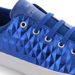 Forlano Sneaker // Blue Diamonds (US: 7.5)