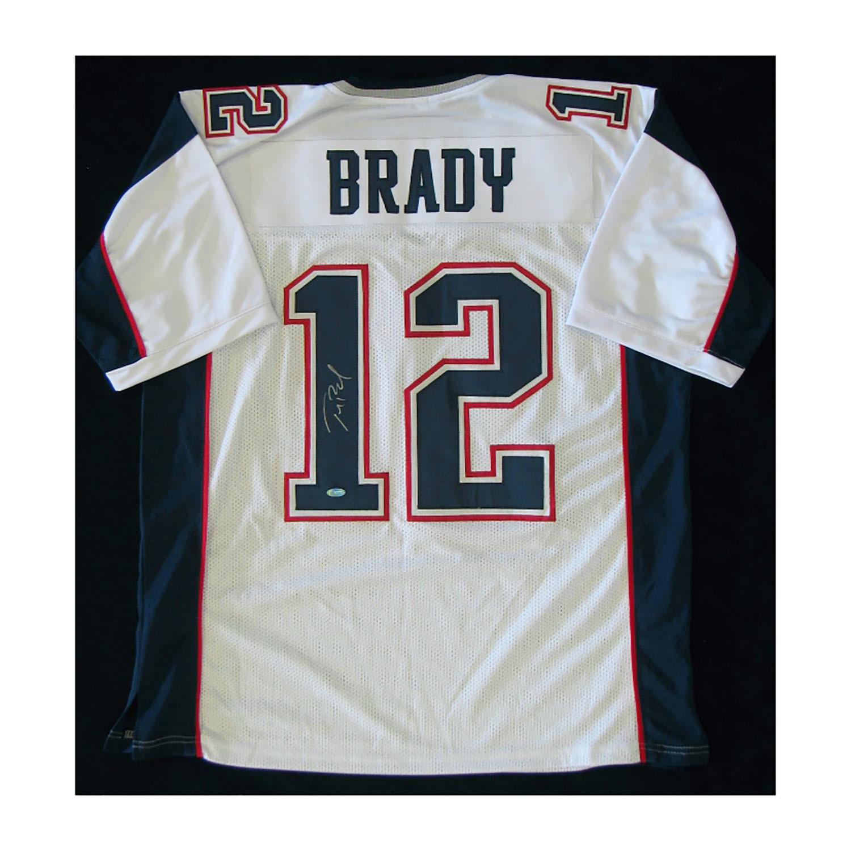 jersey tom brady white