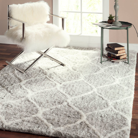 Tribeca Hand-Tufted Poly & Cotton Area Rug (5' x 8')
