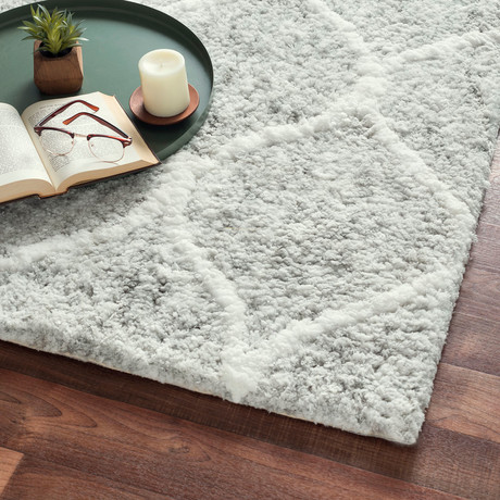 Tribeca Hand-Tufted Poly & Cotton Area Rug // 10' x 14'