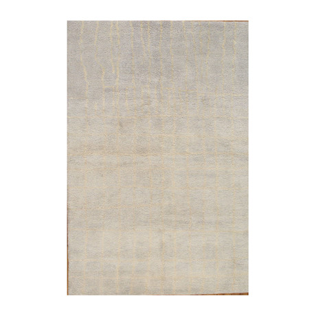 Tribeca Hand-Knotted Wool Area Rug // 6' x 9'