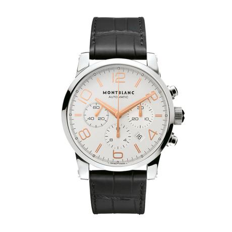 Montblanc TimeWalker Chronograph Automatic // 101549