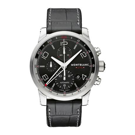 Montblanc TimeWalker Chronovoyager UTC Automatic // 107336