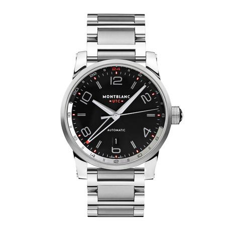 Montblanc TimeWalker Voyager UTC Automatic // 109135
