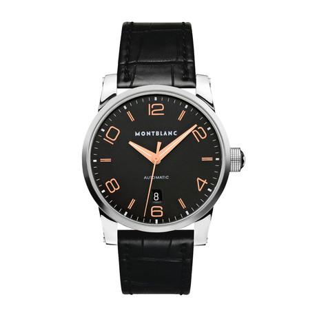 Montblanc TimeWalker Automatic // 110337