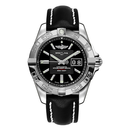 Breitling Galactic 41 Automatic // A49350L2/BA07-429X