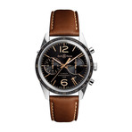 Bell & Ross GMT Flyback Chronograph Automatic // BRV126-FLY-GMT/SCA