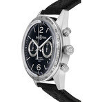 Bell & Ross Chronograph Automatic // BRV126-BS-ST/SF