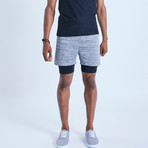 Dog II GreenDefence Shorts // Gray (S)