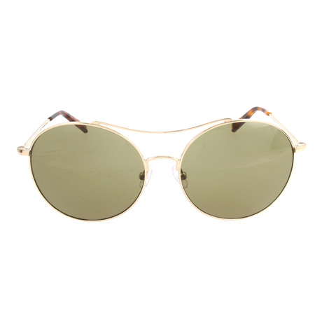BY2066A02 Women's Sunglasses // Gold