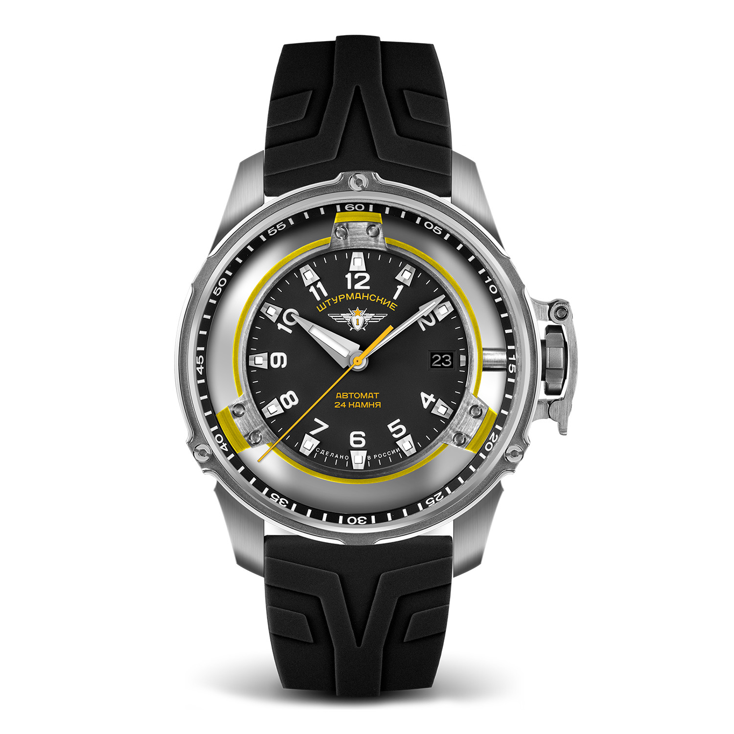 Sturmanskie Mars Cosmonaut Trainer Automatic    NH35 9035976 ... e294cfd5ce5
