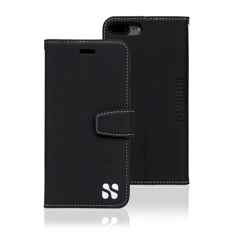 SafeSleeve // iPhone 8 Plus, 7 Plus,  6/6s Plus (Black)