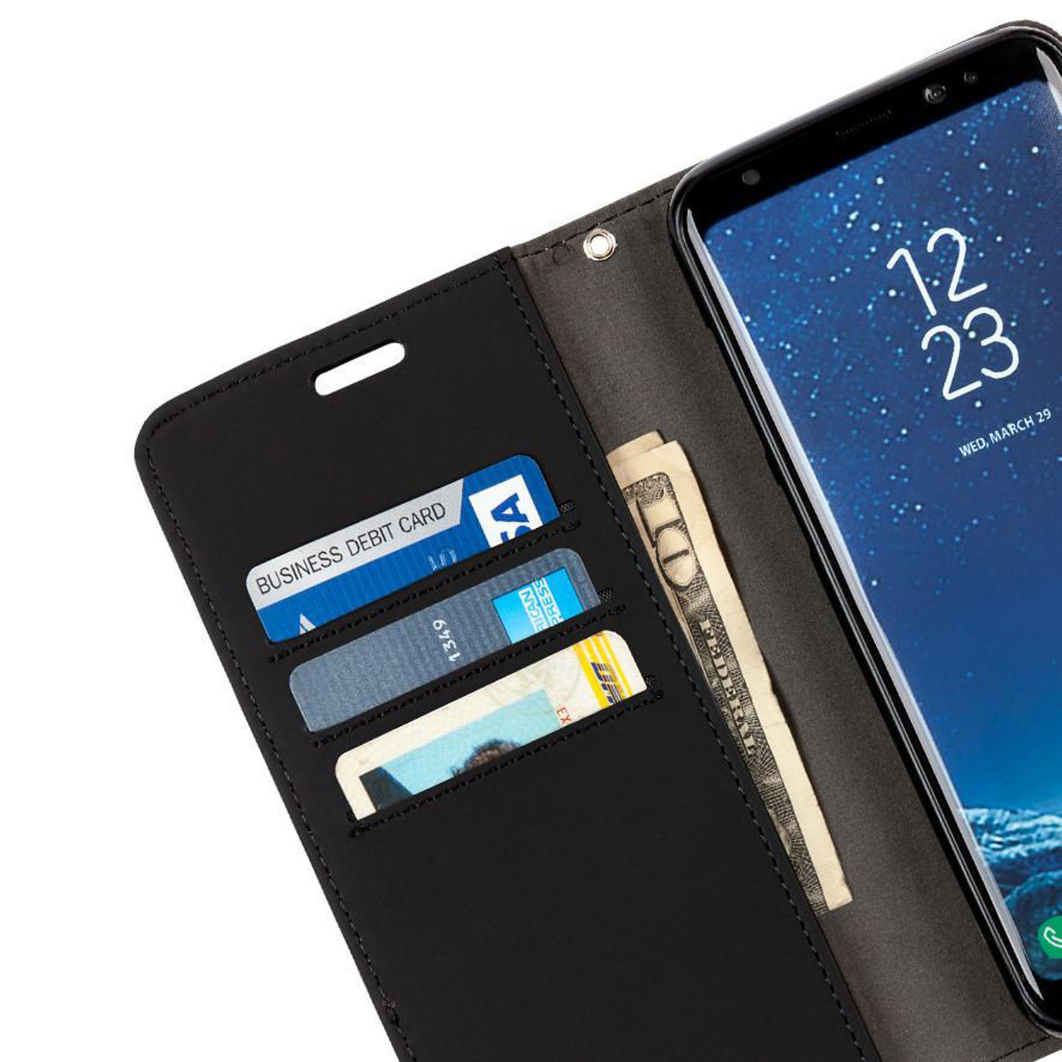 SafeSleeve // Samsung Galaxy S8 Plus - SafeSleeve - Touch ...