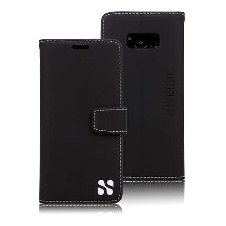SafeSleeve // Samsung Galaxy S8 (Black)