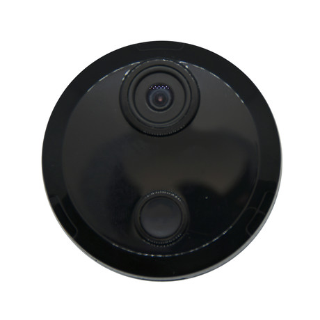 The Eye // Night Vision + WiFi Streaming
