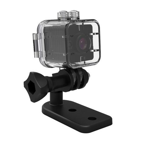 Wide Angle Mini Cam // Night Vision