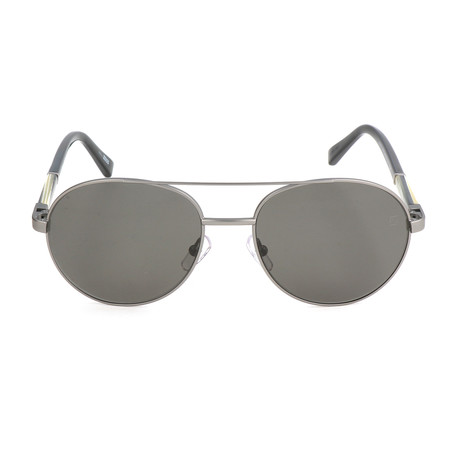 EZ0013 Sunglasses // Matte Dark Ruthenium