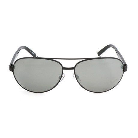 EZ0004 Sunglasses // Matte Black