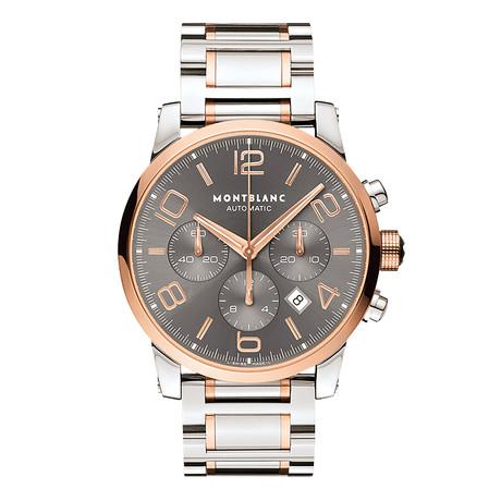 Montblanc TimeWalker Chronograph Automatic // 107321