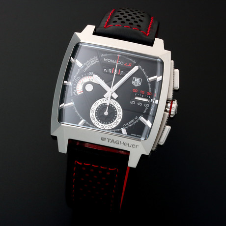 Tag Heuer Monaco Chronograph Automatic // 11740 // Pre-Owned