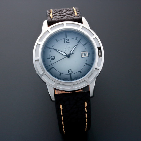 Pierre Gaston Date Automatic // PGD.58.795 // Unworn