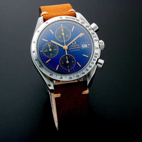 Omega Speedmaster Date Chronograph Automatic // 38119 // Pre-Owned