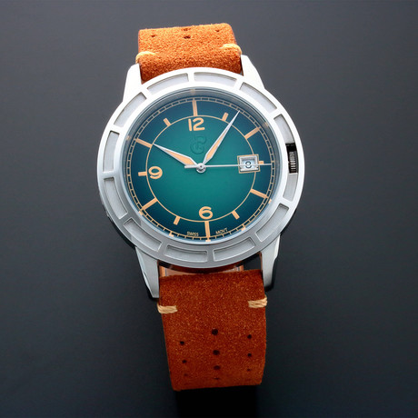 Pierre Gaston Date Automatic // PGD.49.772 // Unworn