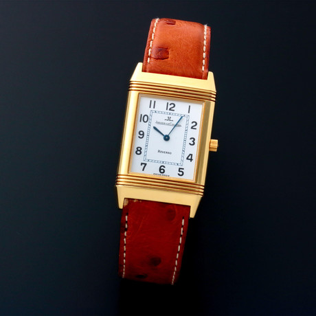 Jaeger-LeCoultre Reverso Manual // Pre-Owned