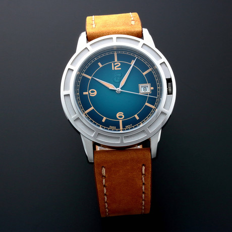 Pierre Gaston Date Automatic // PGD.49.782 // Unworn