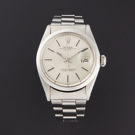 Rolex Date Automatic // 1500 // 2 Million Serial // Pre-Owned