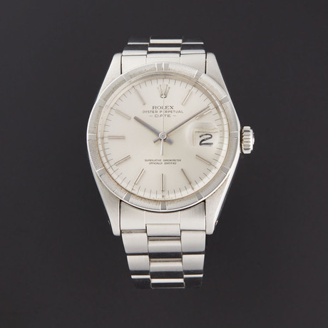 Rolex Date Automatic // 1501 // 2 Million Serial // Pre-Owned